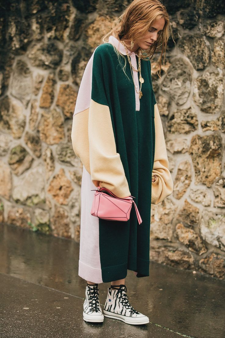 Street Style: look e tendenze alla Paris Fashion Week Autunno Inverno 2019 2020 – Harvey Clark