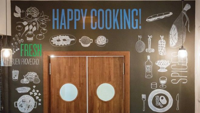 hostel cooking