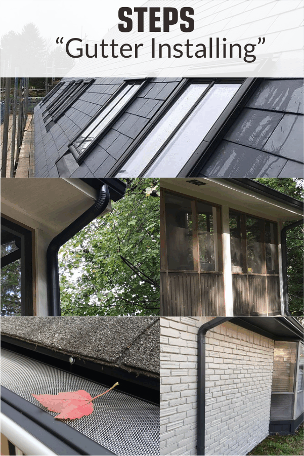 33 Amazing Designs For Gutter Installing Ideas Easy Complete