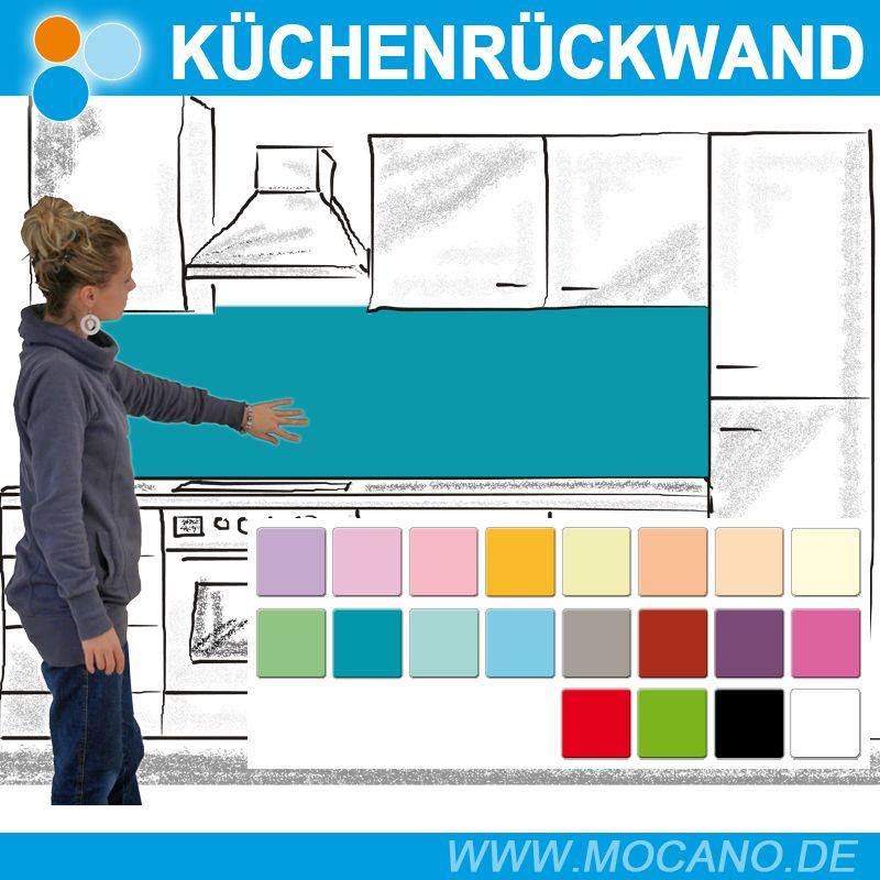 Graue Rückwand für Ihre Küche, als moderne Küchenrückwand mit - farben für küchenwände