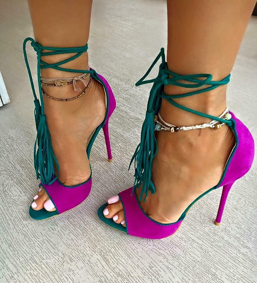 Heel To Toe Poole >> Pin By Miecha Poole On Shoes Pinterest Stilettos Footwear And