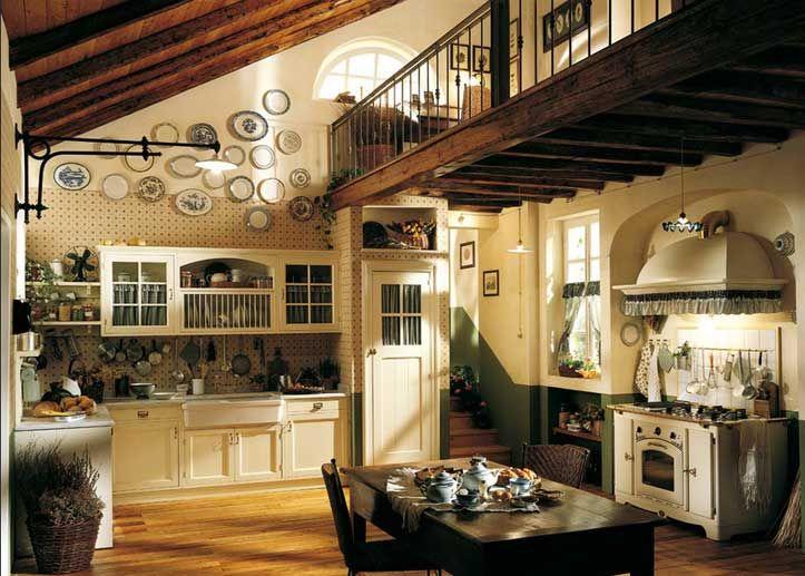 englische k chenm bel mit weiss englischen landhaus. Black Bedroom Furniture Sets. Home Design Ideas