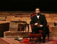 Abraham Lincoln Carved in Stone Chicago, Illinois  #Kids #Events