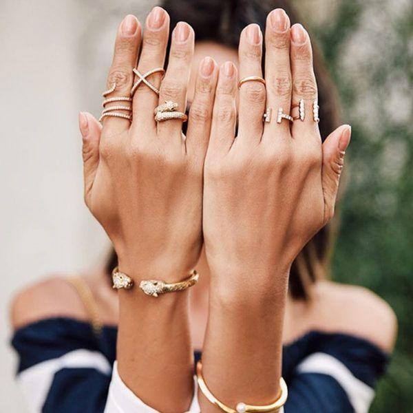 Photo of Beautiful dainty jewelry under $ 100
