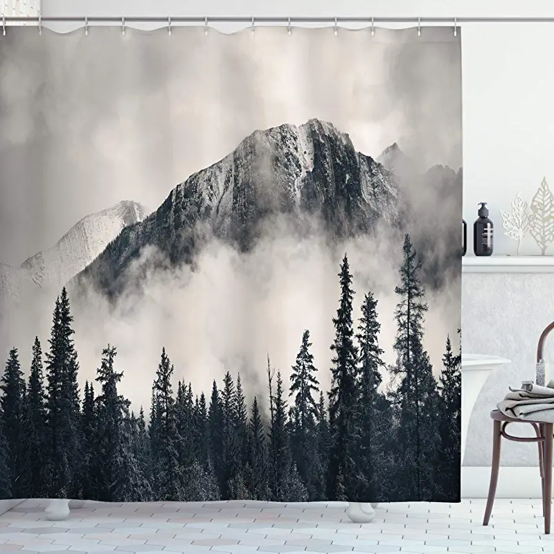 Amazon Com Manly Shower Curtains In 2020