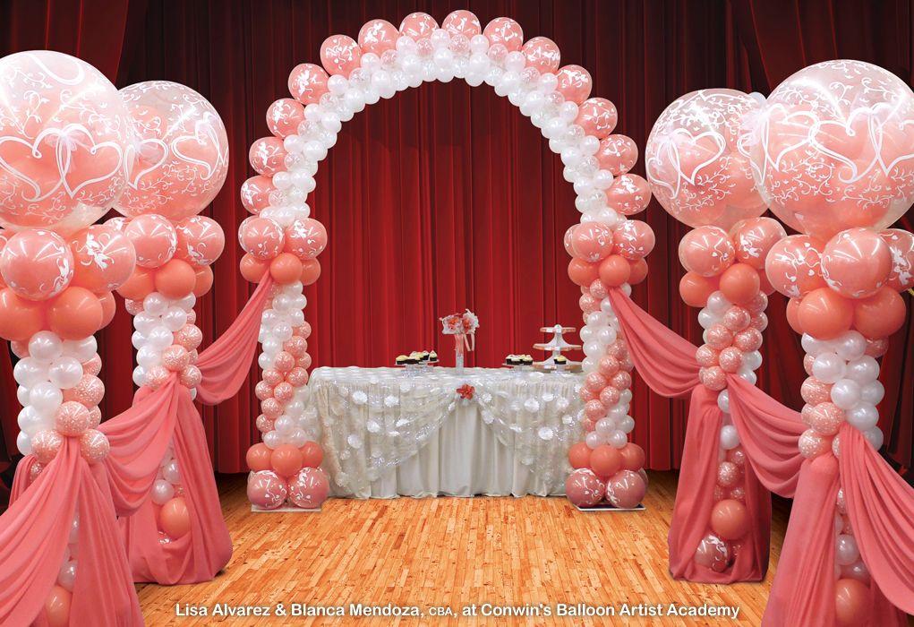 Wedding Business Booster | Balloon decorations, Diy balloon decorations ...
