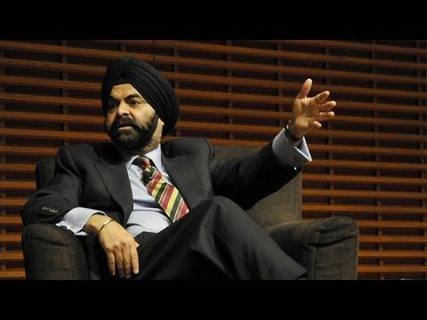 MasterCard President and CEO Ajay Banga on the importance of communication, taking risks, learning from everyone around you, and surrounding yourself with people who think differently than you do.