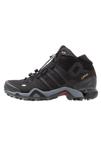 FAST X GTX - Walking boots - core black/dark grey/power red. TERREX FAST R  ...