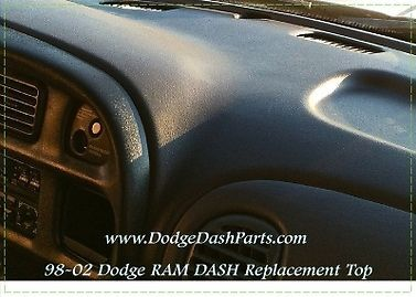 Dodge Ram Dash Board Replacement Top Fits 98 01 1500 02