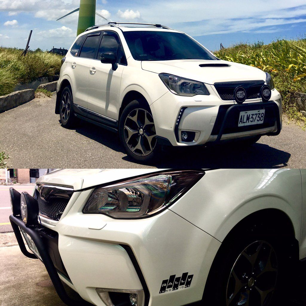 My 2014 forester XT with hood scoop - Page 2 - Subaru