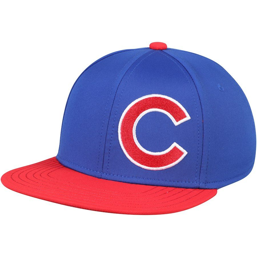 Youth Chicago Cubs Under Armour Royal Big Logo Snapback Adjustable ... 8010fdbe15b