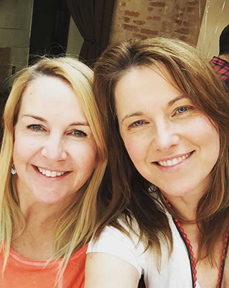 Xena Warrior Princess Reunion Lucy Lawless Snaps Cute Costar Selfie