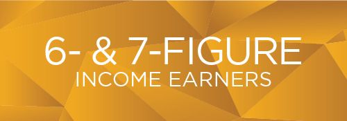 6 7 Figure Income Earners Recognition