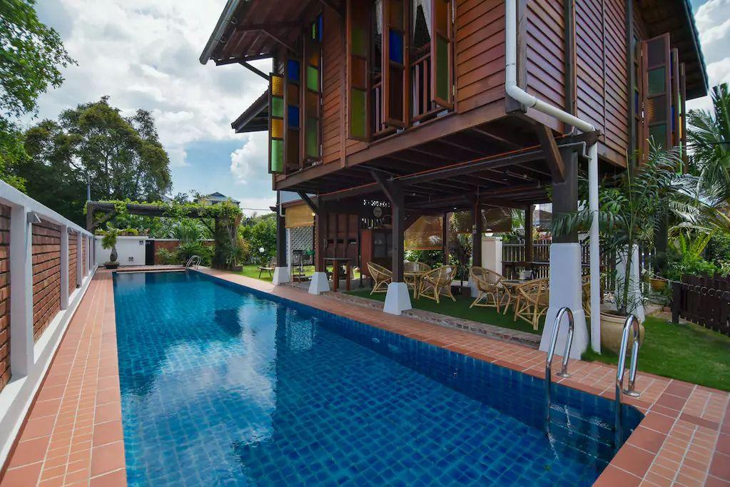 Bukan Selalu Dapat Jumpa Rumah Kayu Klasik Zaman Sekarang Ini Contoh Rumah Kayu Di Melaka Yang Kami Tampilkan Ini Mempunyai Rekaan Backpacking Trip Home