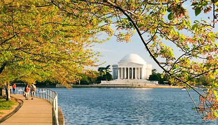 Weekend travel deals from washington dc