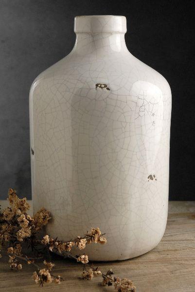 Charleston Jug 11 Inch Vase Stoneware Antique Stoneware