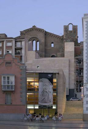 Roman Theater Museum, Cartagena, Colombia, Rafael Moneo ...