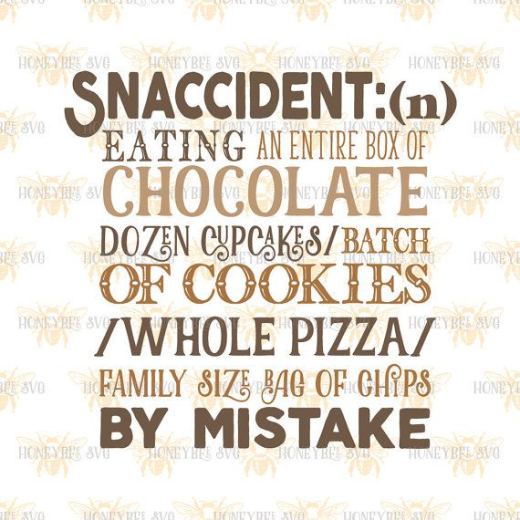 Snaccident Definition Svg Kitchen Svg Snack Svg Kitchen Quote Svg Funny Kitchen Quote Svg