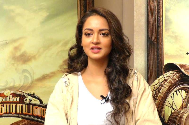 Avane Srimannarayana Movie Team Interview