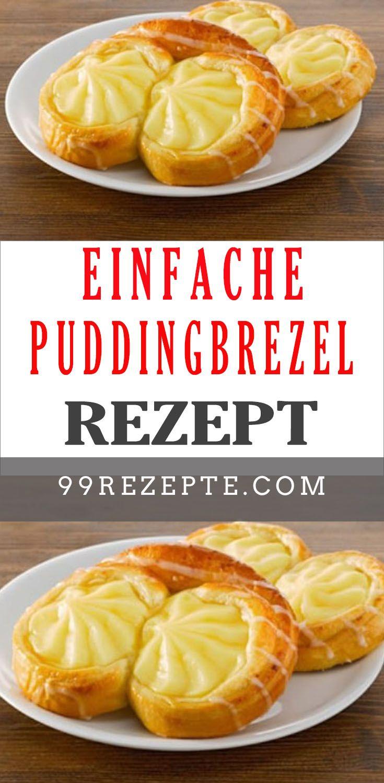 Photo of puddingbrezel  Technische Prüfung: Puddingbrezel. Ziehbutter. Die kühle Butter…
