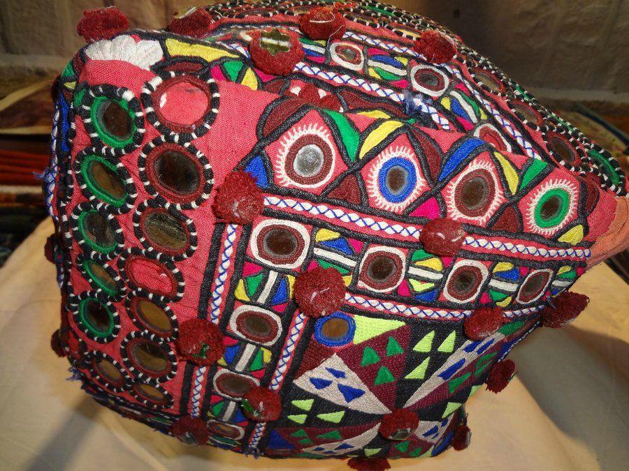 Рукодельница: Шиша – вид индийской вышивки