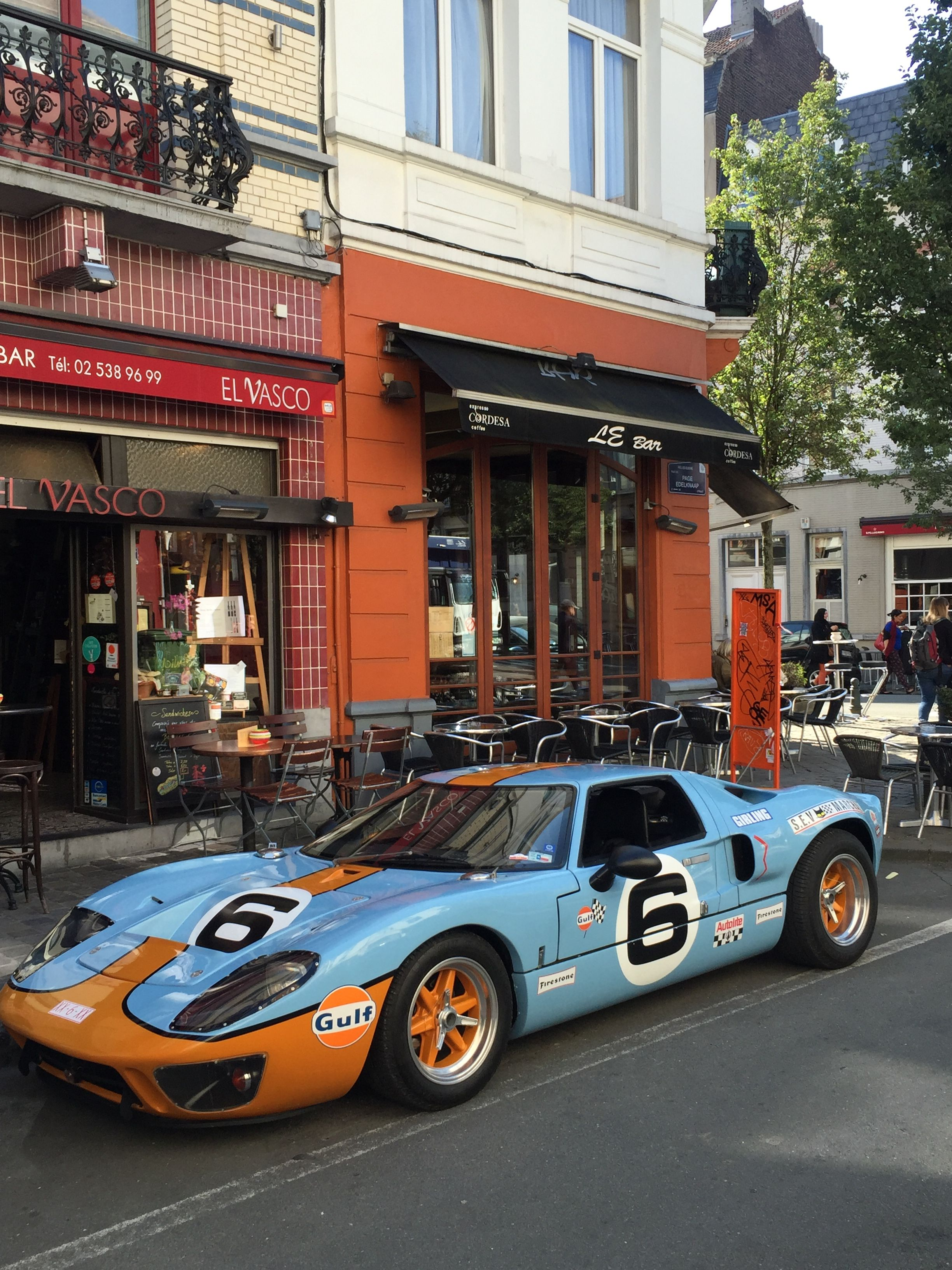 Pin By David Upton On Cars Ford Gt Retro Cars Vintage Racing
