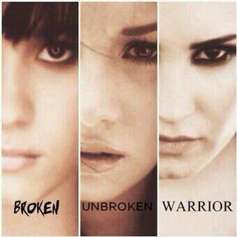 Warrior Demi Lovato