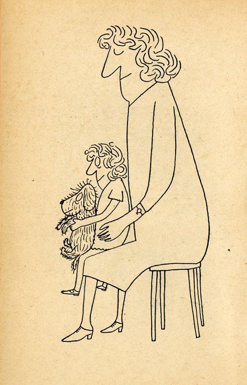 Steinberg\'s Genius Line | Saul steinberg, Ilustrador y Caricaturas