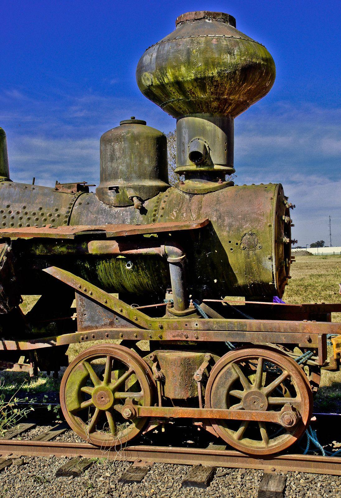 Old ChooChoo DSC2827 in 2020 Abandoned train, Old