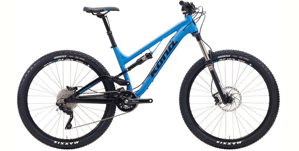 Tested Kona Process 134 Trail Bike Kona Bikes Bmx Bikes Kona