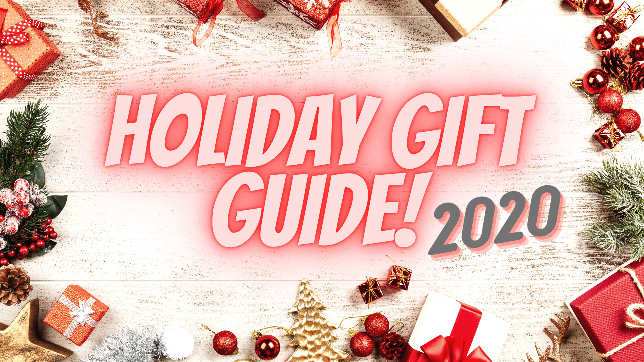 Holiday Gift Guide 2020 Submissions Are Open In 2020 Holiday Gifts Holiday Gift Guide Christmas Gift Guide