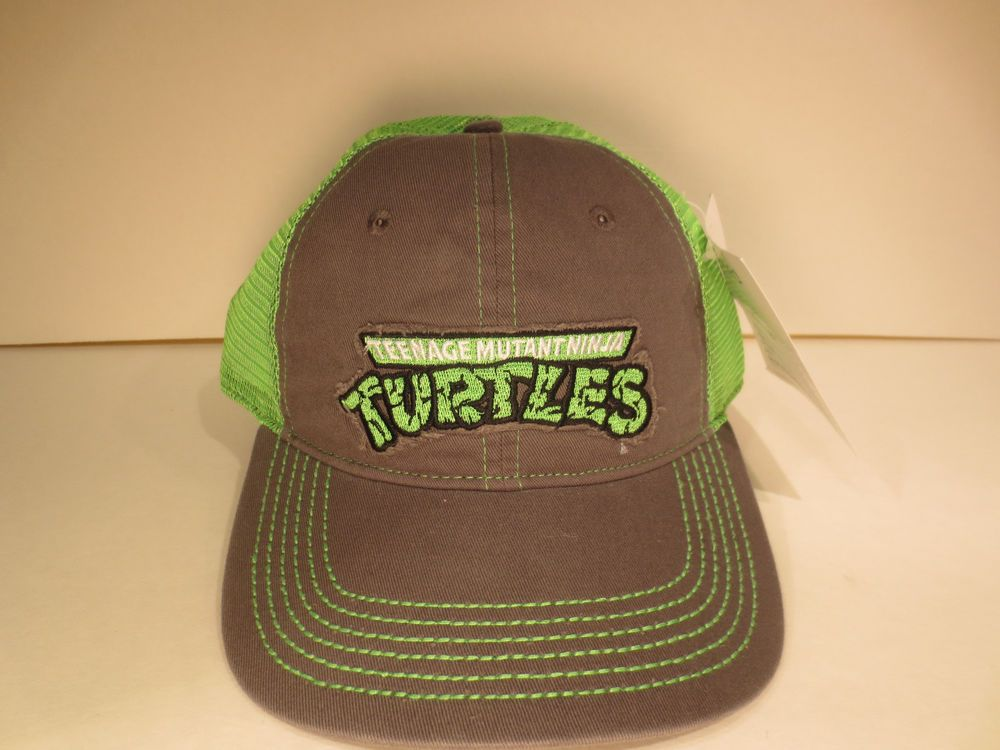 teenage mutant ninja turtles hat cap comics costume turtle baseball caps