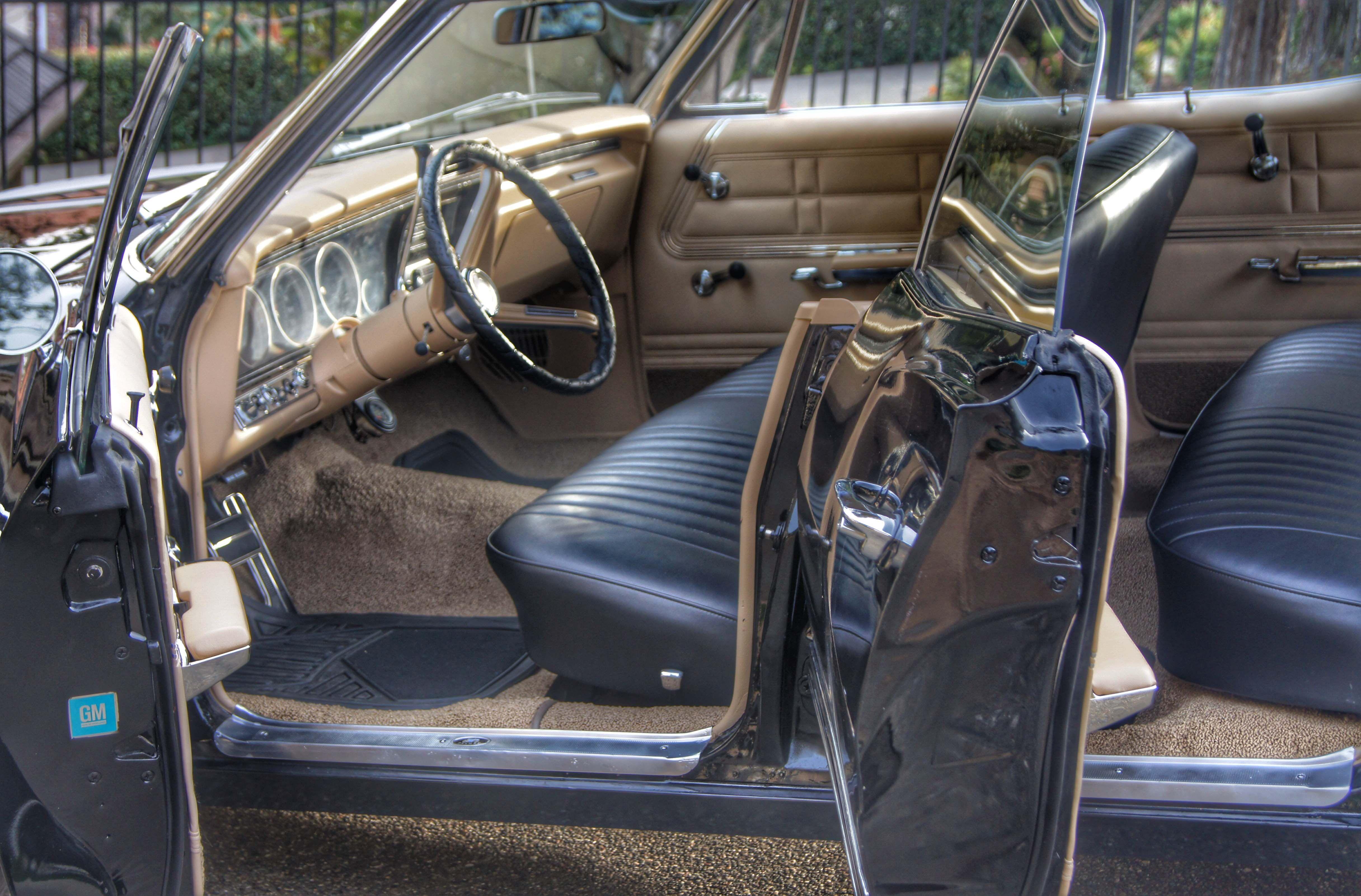 Supernatural 1967 Impala Conversion Supernatural Impala Impala