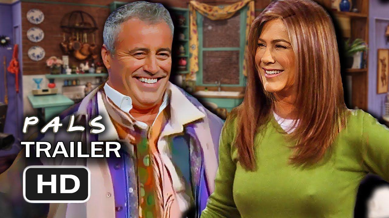 Friends Reunion Reboot Pals New Tv Series 2021 Trailer Youtube Friends Reunion New Tv Series Friends Tv Show