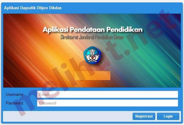 Melihat Net Aplikasi Pendidikan Pendidikan Dasar