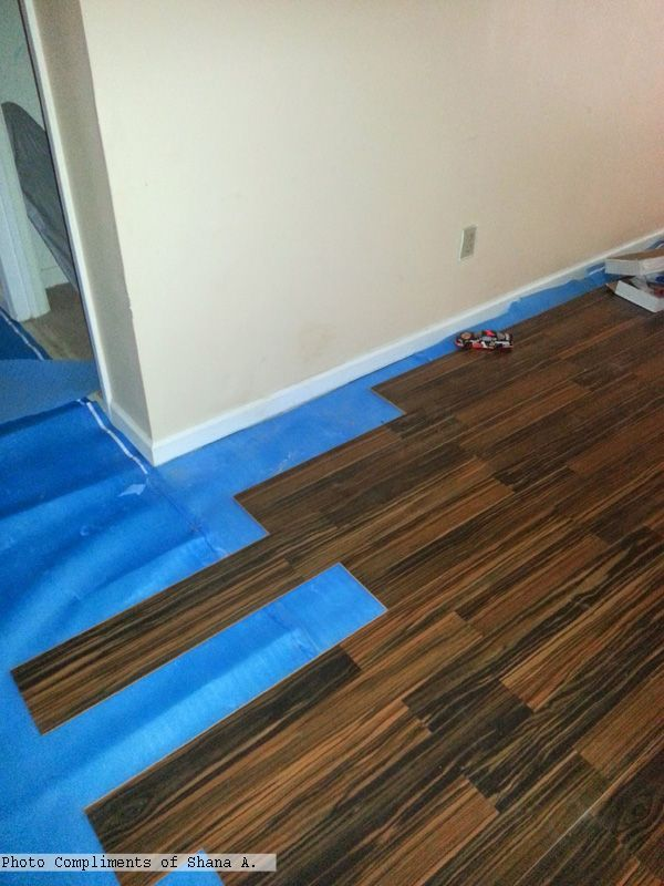 Bestlaminate Customer Room Scene Installing Laminate Flooring