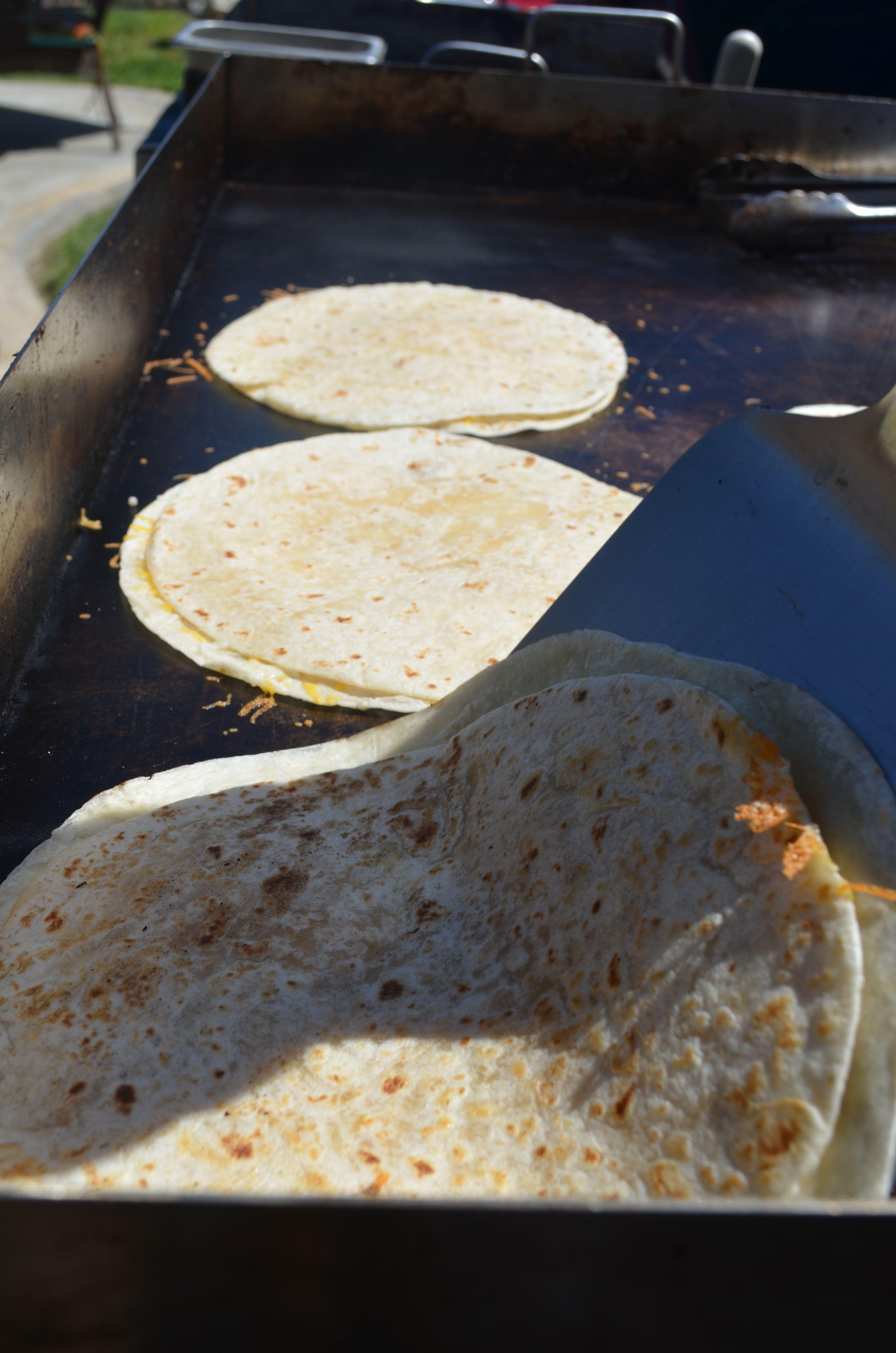 Quesadillas!! Taco Catering Orange County Taco Catering Los