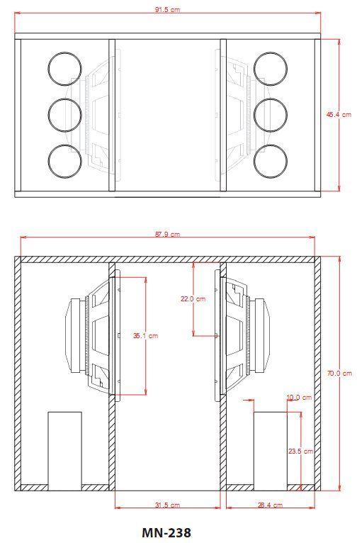 Eminence Lab 12 Cabinet Design Eminence Lab Quot Subwoofer