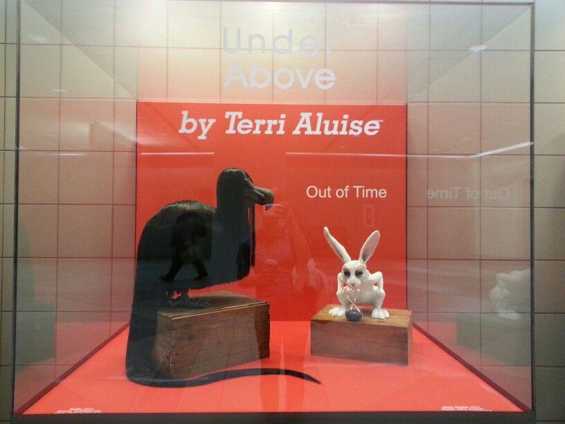 """Under Above"" by Terri Aluise at Philadelphia International Airport"