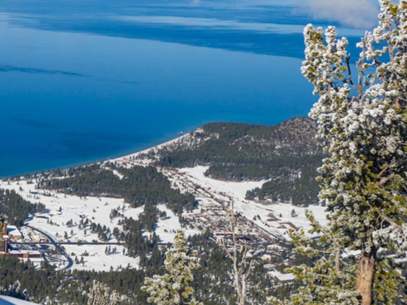 January sale heavenly ski resort california ski resorts