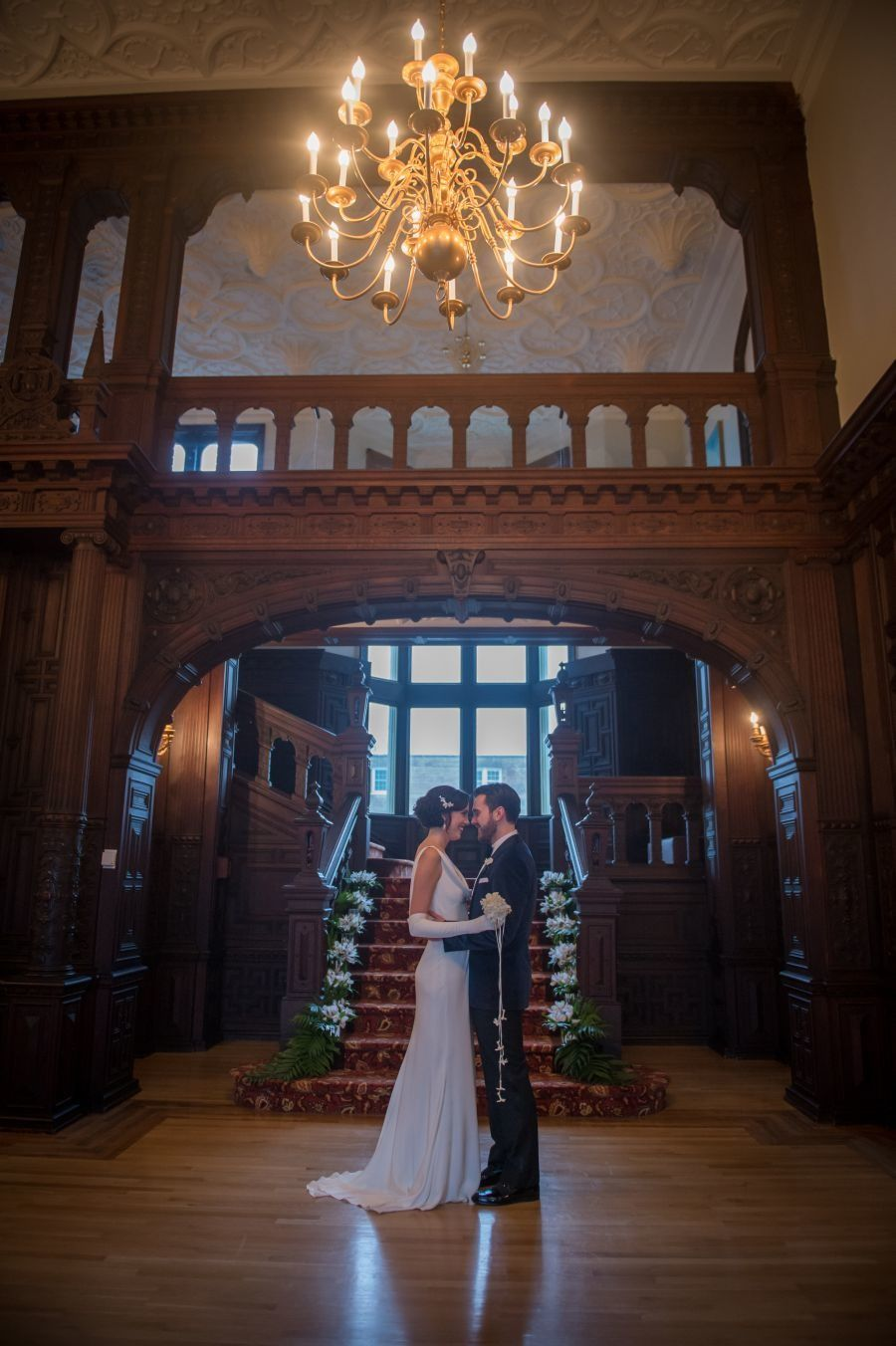Glamorous Branford House Wedding Best wedding venues