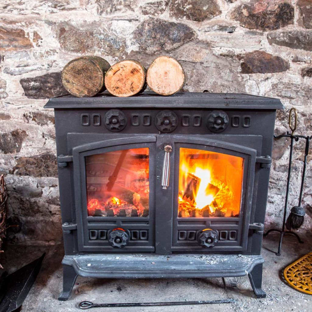 What to do when buying a home with a Fire wood stove