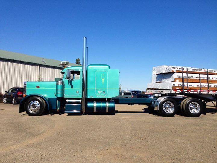 JDT Trucking FCT #12 | Motors Etc... | Pinterest | Peterbilt, Semi ...