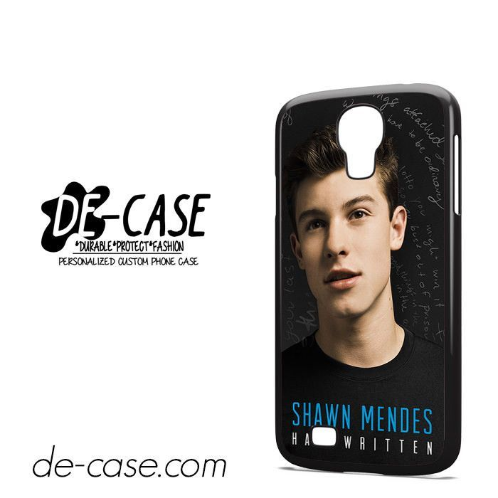 Handwritten Shawn Mendes DEAL-5026 Samsung Phonecase Cover For Samsung Galaxy S4 / S4 Mini