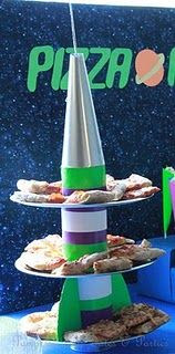 cute cupcake stand or snack tray