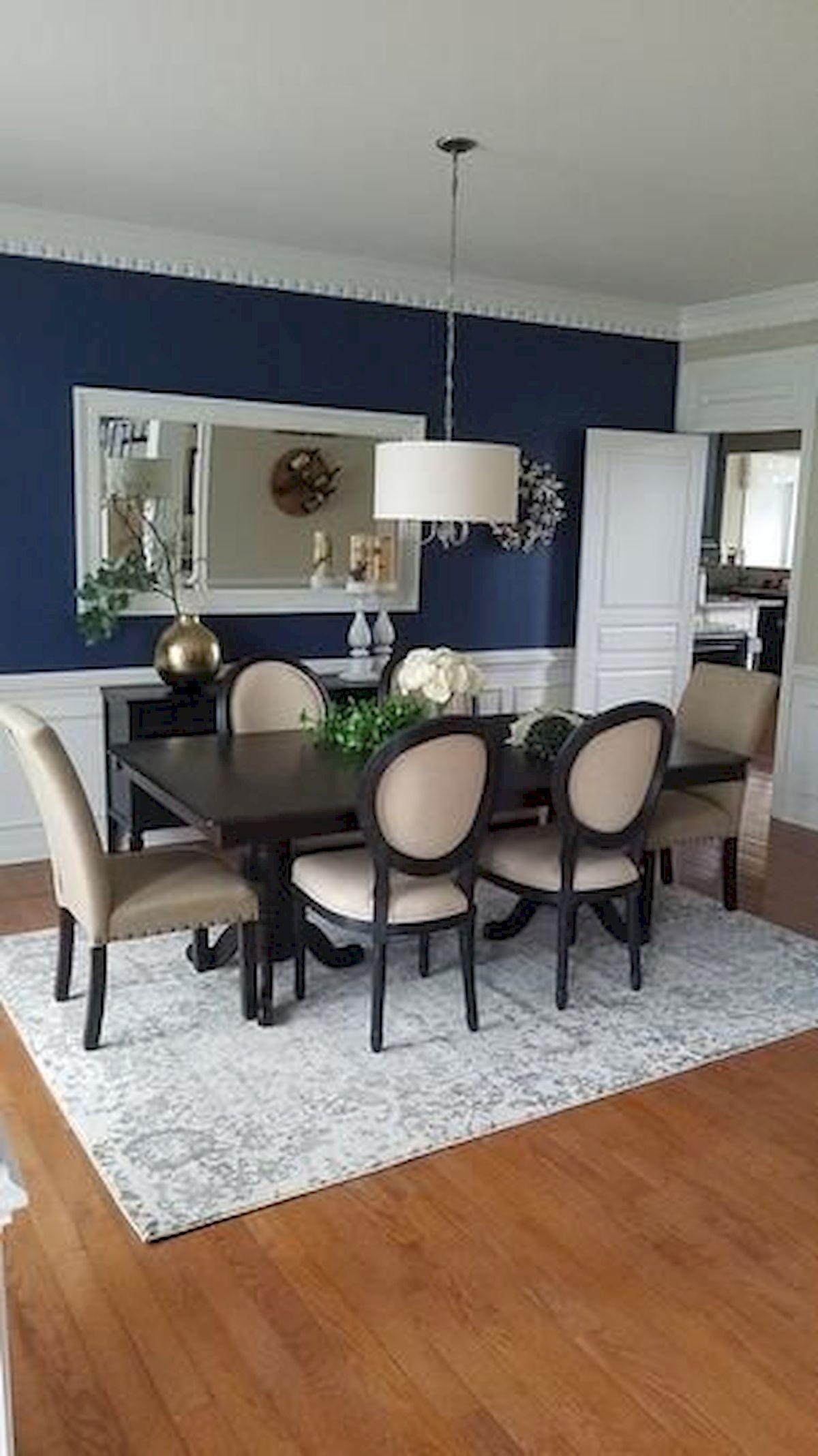 80 elegant modern dining room design and decor ideas