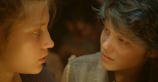 Scene Of Blue Is The Warmest Colour Filmfestspiele Cannes Cannes Filme