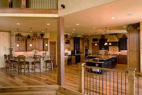 Great Open Floor Plans | House Plans, Home Plans, Floor Plans | House Plans And