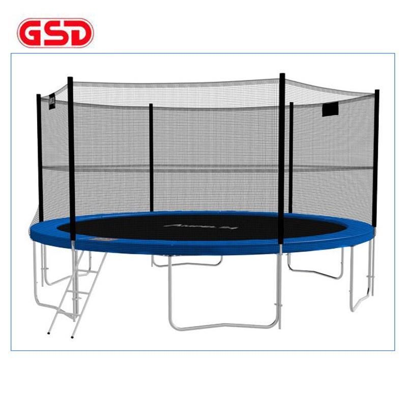 Gsd High Quality 10 Feet Spring Trampoline With Safe Net Fits Ladder And 4 Leg Tuv Gs Was Approval High Quality Bedding Trampoline Safety Trampoline Enclosure