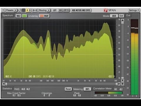 1) How To Use A Spectrum Analyzer For Mixing - YouTube
